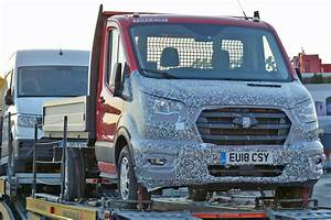 New 2019 Ford Transit - official details and pictures of