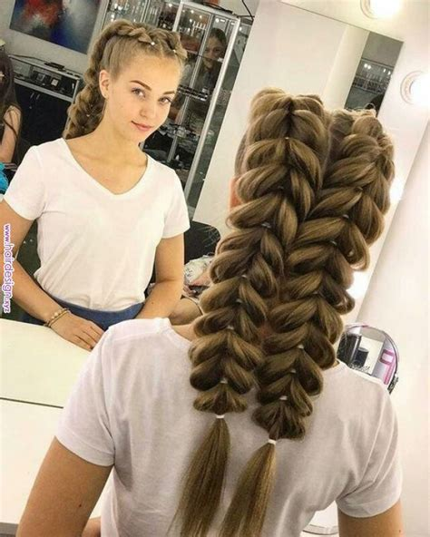 40 cute and easy braided hairstyle tutorials