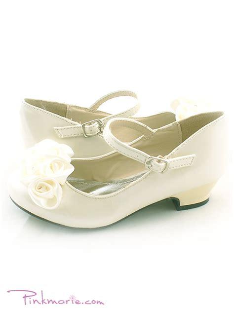 flower girl sandals home ivory roses ornamental flower
