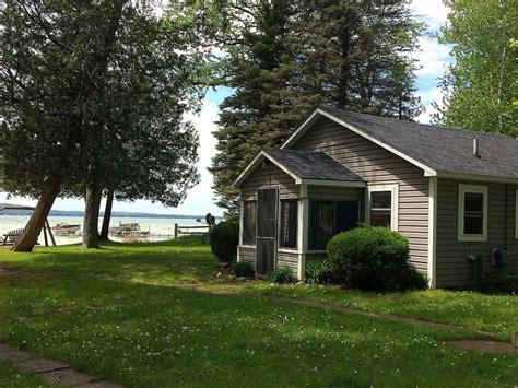 Platte Lake Waterfront Cottage Honornorthwest Michigan