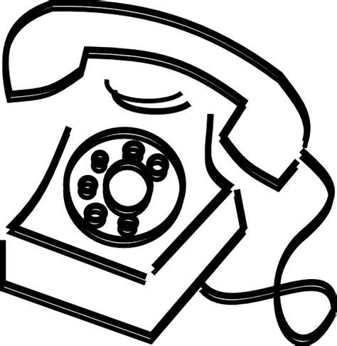 telephone clipart black and white telephone clip black and white clipart panda free