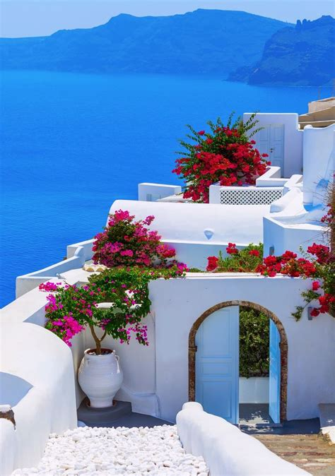 Yet Another Beautiful Picture Of Santorini Greece