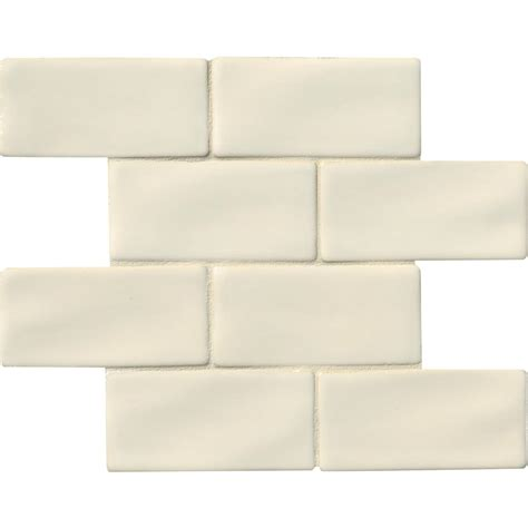 Of Pearl 3x6 Subway Tile by 3x6 Subway Tile Portico Pearl Subway Tile 3x6 Variation