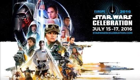 Star Wars Celebration Poster Brings Together Old Faces And ...