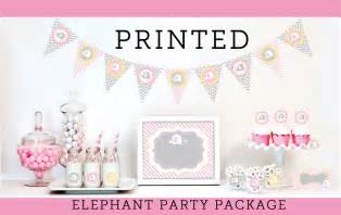 elephant baby shower centerpieces elephant baby shower decorations supplies kit themes for