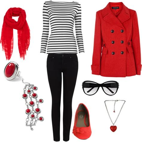 Casual Outfits For Valentineu0026#39;s Day - fashionsy.com