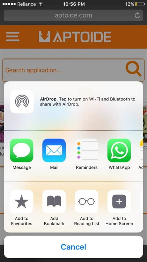 aptoide for iphone aptoide for ios without jailbreak working