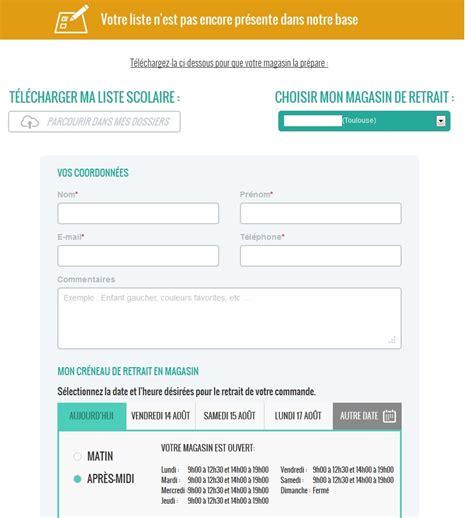 bureau vallee carcassonne bureau vallée fournitures scolaires en 3 clics