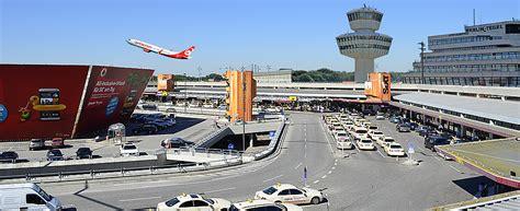 flughafen tegel parken busparkplatz flughafen berlin tegel parken