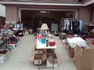 Garage Sale Items