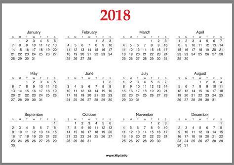 free 2018 calendar template headers covers wallpapers calendars 2018 calendar printable free free