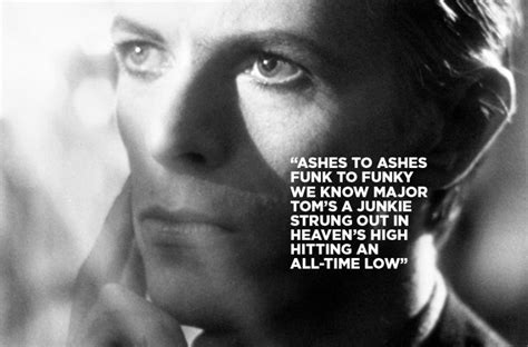 David Bowie Best Song On Mars And The Best David Bowie Lyrics