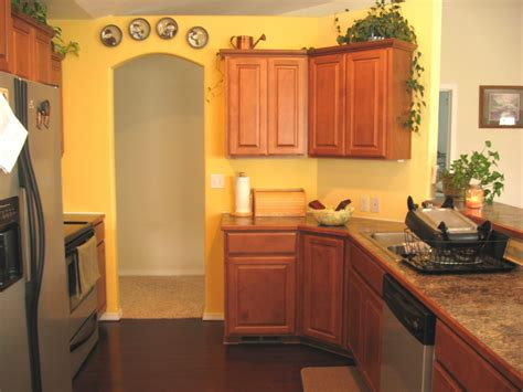 yellow and brown kitchen ideas how colours you choose for your home affect your