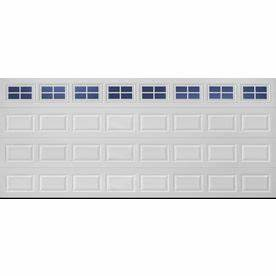 shop reliabilt 16 ft x 7 ft traditional insulated double With 16 x 9 insulated garage door
