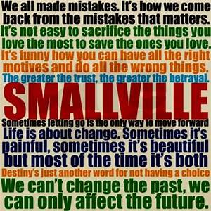 25+ best Smallv... Favorite Smallville Quotes