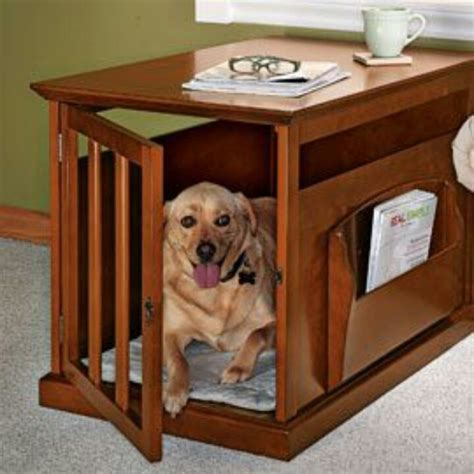 dog cage end table end table dog crate god 39 s beautiful creatures pinterest