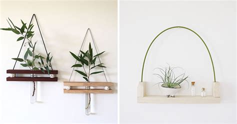 small hanging shelf these small shelves hang on your wall just like a of