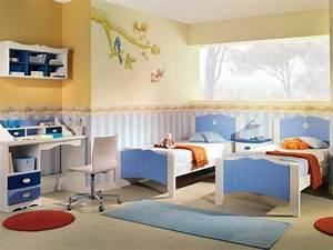 kinderzimmer einrichten tolle ideen zum thema With balkon teppich mit blaue tapeten wohnzimmer