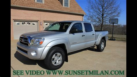Toyota Tacoma 4x4 Cab For Sale by Hd 2010 Toyota Tacoma Sr5 Cab 4x4 Used For