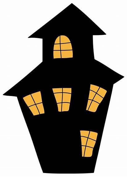 Castle Clipart Spooky Mansion Clipartmag