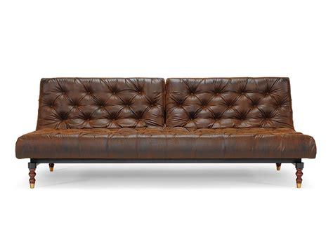 canape convertible vintage oldschool sofa bed vintage look