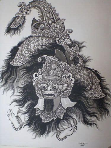 pin  bambang widodo  logo tattoos barong tattoo