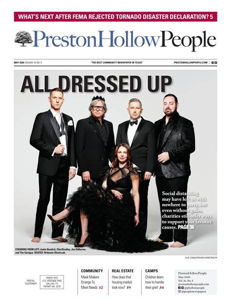 Preston Hollow People May 2020 by People Newspapers Issuu