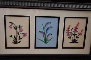 Paper quilling frame designs creative art craft work
