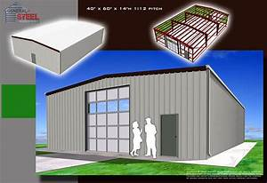 40x60 metal building package joy studio design gallery for 40 x 40 metal building kit