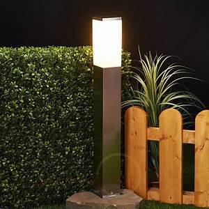 Haus Garten Außenbeleuchtung : au enleuchte annabell modern wegeleuchte pollerleuchte ~ Lizthompson.info Haus und Dekorationen