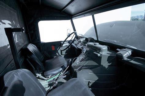 mercedes benz unimog truck