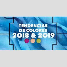 Tendencias De Color 2018 & 2019  Wunderlabel
