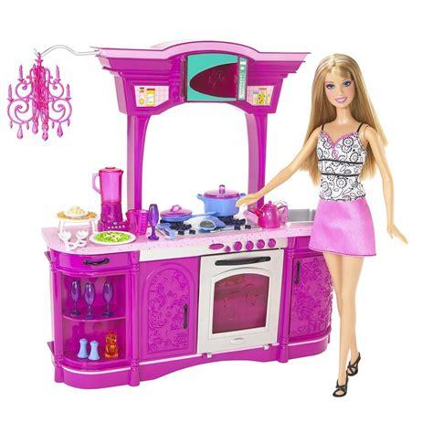 Dirio De Barbie By Lanna Pink Barbie Glam Set