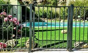 Barriere De Protection : barri re homologu e de protection piscine verseau ~ Farleysfitness.com Idées de Décoration