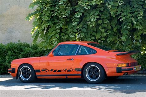 porsche 911 orange steering rack change on classic porsche 911 ferdinand