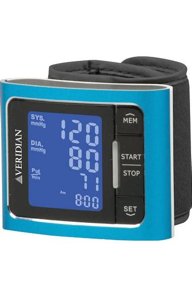 56546 Hosiery And More Coupon Code by Veridian Healthcare Blood Pressure Wrist Monitor