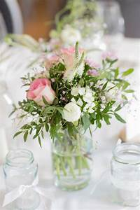 Tisch Blumen Hochzeit : lisa und s rens diy hochzeit von lea bremicker photography gl ser blume und einmachgl ser ~ Orissabook.com Haus und Dekorationen