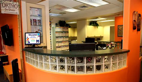 dental front desk in md office tour pediatric dentist in mount airy md