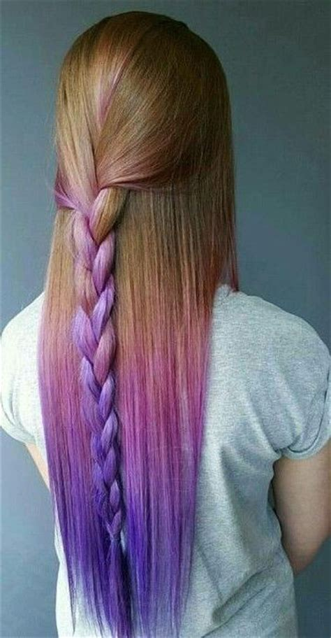 Cool Colors To Dye Hair by 29 Hair Dyes Awesome Ideas For Hair And Makeup