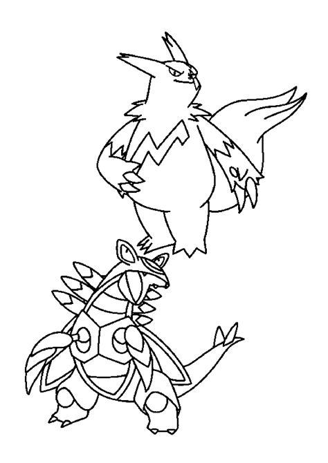 Pokémon sword and shield walkthrough team. Le plus récent pour Pokemon Legendaire Coloriage Dessin ...