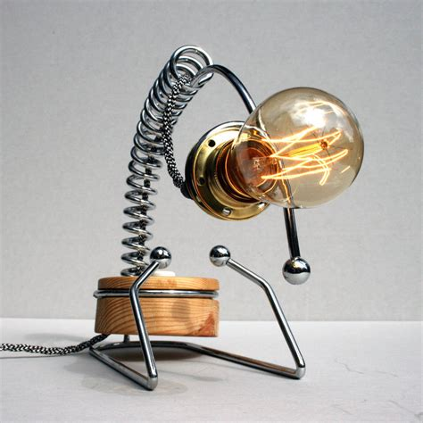 Contemporary Edison Desk Lamp By Unique's Co