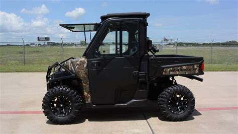 2015 Polaris Ranger 570 Camo Loaded With