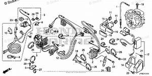 Honda Outboard Parts By Hp  U0026 Serial Range 15hp Oem Parts Diagram For Wire Harness   Regulator