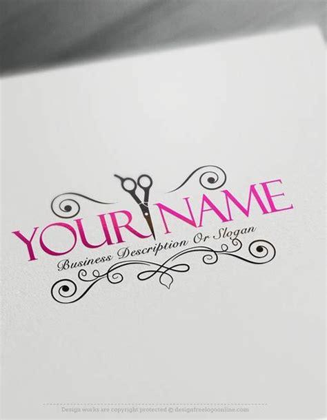 exclusive logo design hair salon logo images