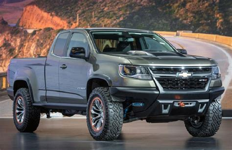 2019 Chevrolet Colorado Interior 2wd Crew Cab