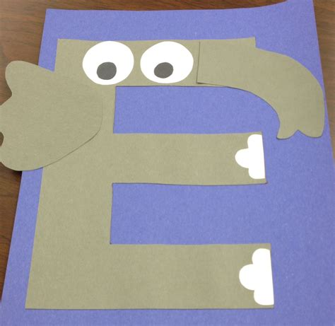 e for elephant craft e is for letter of the week 408   185c7accab76dd3c274fb4799cd3523b