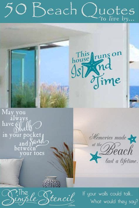 collection    beach  ocean inspired quotes