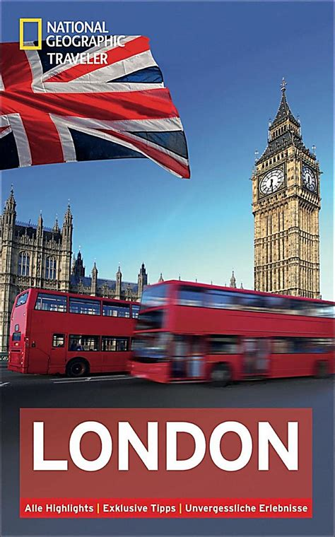 National Geographic Traveler London Buch Portofrei