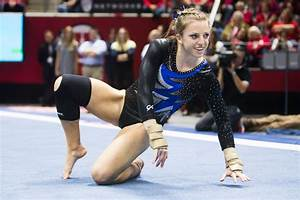 BYU Gymnastics Loses Tight Competition To Central Michigan