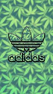 Adidas Lock Screen Logo Wallpaper For Iphone by ...